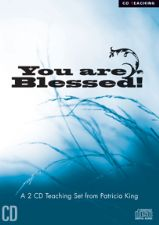 You are Blessed! (mp3 2 teaching download) by Patricia King