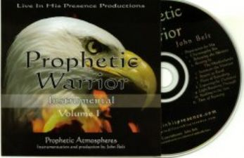 Prophetic Warrior (MP3 music download) by John Belt